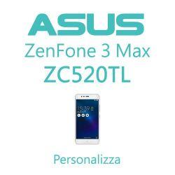 Cover Personalizzata per Asus ZenFone 3 Max ZC520TL