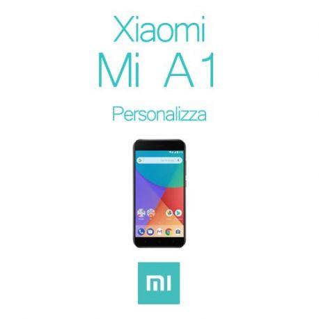 Cover Personalizzata per Xiaomi Mi A1