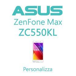 Cover Personalizzata per Asus ZenFone Max ZC550KL