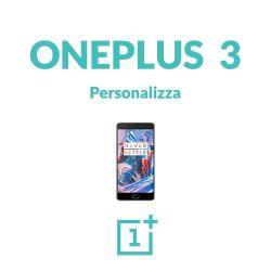 Cover Personalizzata per OnePlus 3