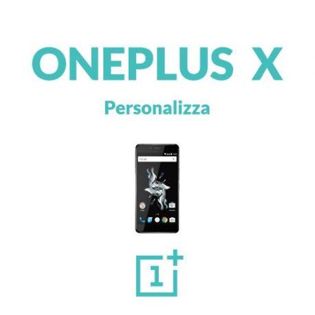 Cover Personalizzata per OnePlus X