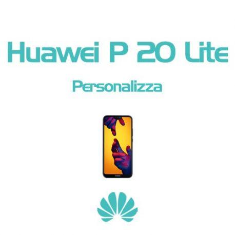 Cover Personalizzata per Huawei P20 Lite