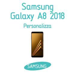 Cover Personalizzata per Samsung Galaxy A8 2018