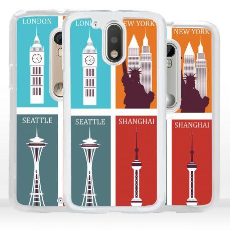 Cover città del mondo per Motorola