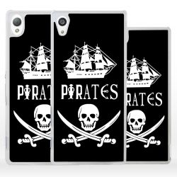 Cover bandiera Pirati per Sony Xperia