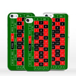 Cover tavolo roulette per iPhone
