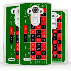 Cover tavolo roulette per LG