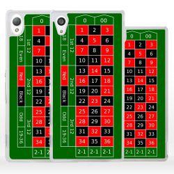 Cover tavolo roulette per Sony Xperia