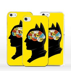 Cover mente supereroe per iPhone