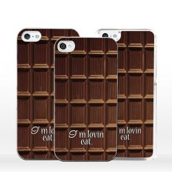 Cover tavoletta cioccolato per iPhone