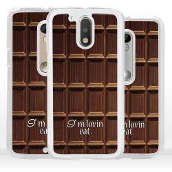 Cover tavoletta cioccolato per Motorola