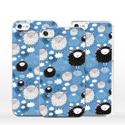 Cover pecorelle per iPhone