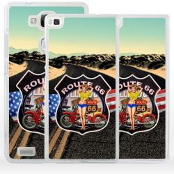 Cover Route 66 per Huawei
