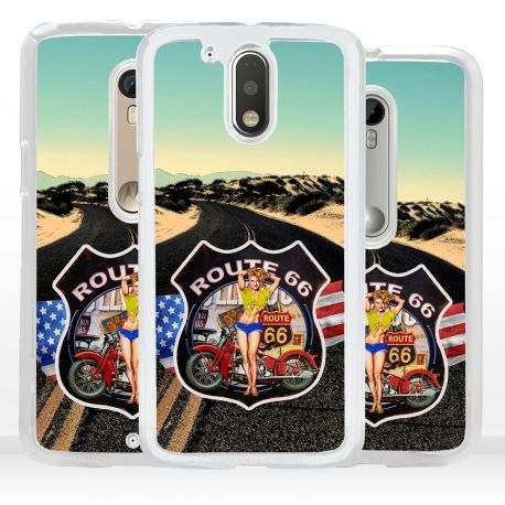 Cover Route 66 per Motorola