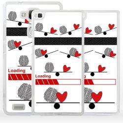 Cover bilancia dell'amore per Huawei