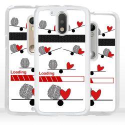 Cover bilancia dell'amore per Motorola