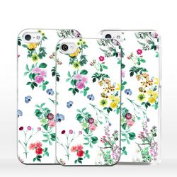 Cover fiori per iPhone