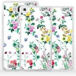 Cover fiori per Huawei