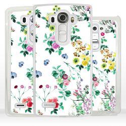 Cover fiori per LG