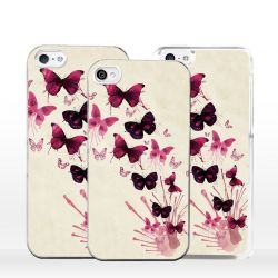 Cover farfalle per iPhone
