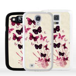 Cover farfalle per Samsung