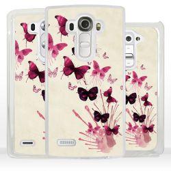 Cover farfalle per LG