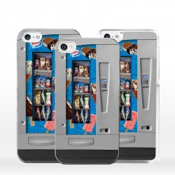 Cover distributore automatico per iPhone