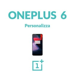 Cover Personalizzata per OnePlus 6