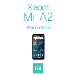 Cover Personalizzata per Xiaomi Mi A2