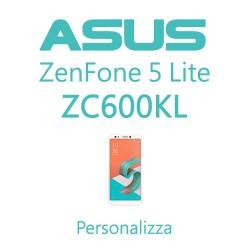 Cover Personalizzata per Asus ZenFone 5 Lite ZC600KL