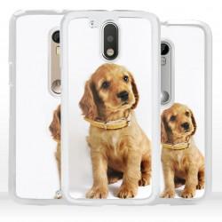 Cover cane cucciolo per Motorola