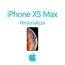 Cover Personalizzata per iPhone XS Max