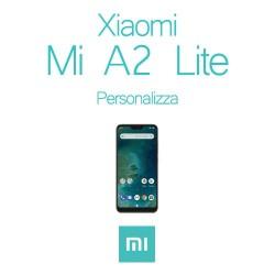 Cover Personalizzata per Xiaomi Mi A2 Lite