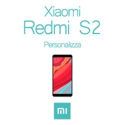 Cover Personalizzata per Xiaomi Redmi S2