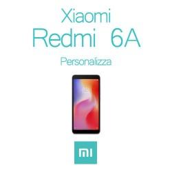 Cover Personalizzata per Xiaomi Redmi 6A