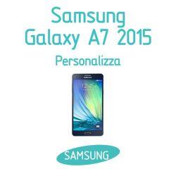 Cover Personalizzata per Samsung Galaxy A7