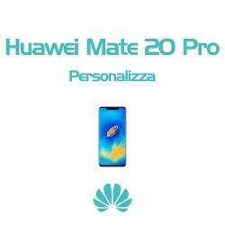 Cover Personalizzata per Huawei Mate 20 Pro