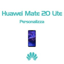 Cover Personalizzata per Huawei Mate 20 Lite