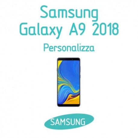 Cover Personalizzata per Samsung Galaxy A9 2018