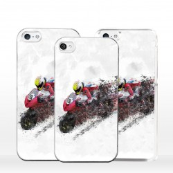 Cover motociclismo per iPhone