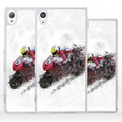 Cover motociclismo per Sony Xperia