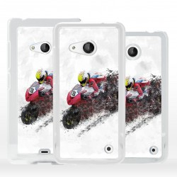 Cover motociclismo per Microsoft Nokia Lumia