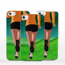 Cover corsa per iPhone