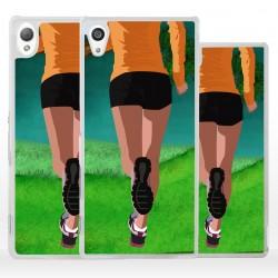 Cover corsa per Sony Xperia
