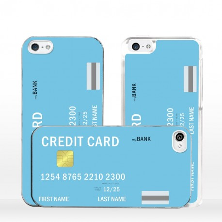 Cover carta di credito per iPhone