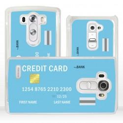 Cover carta di credito per LG