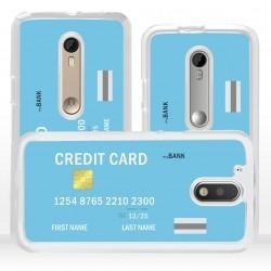 Cover carta di credito per Motorola