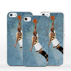 Cover basket schiacciata canestro per iPhone