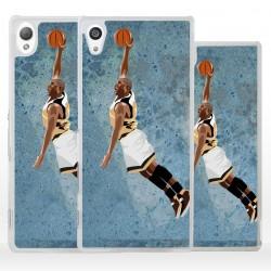 Cover basket schiacciata canestro per Sony Xperia