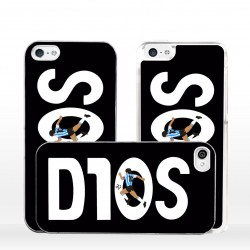Cover D10S leggenda calcio per iPhone